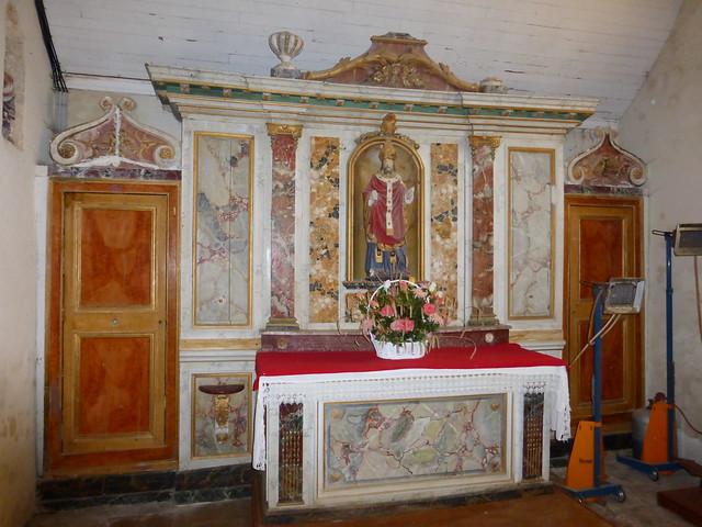 017 Église Saint-Martin, Lestre
