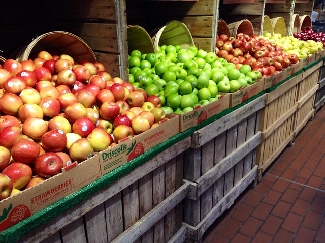 apples food and beverage industry