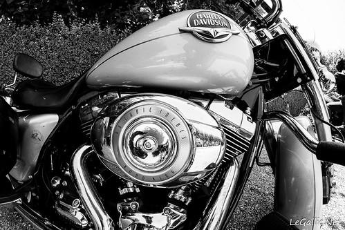 Harley Davidson - Villandry - France