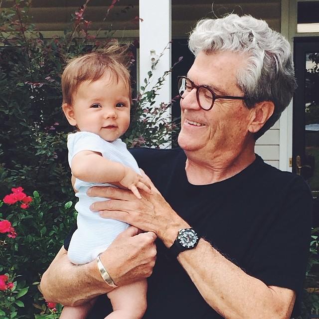 Shiloh and Papa