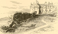 "Image from page 256 of ""The poetical works of Sir Walter Scott, baronet; ed. with a careful revision of the text"" (1888)"