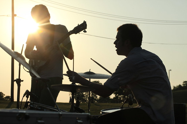 Fort Reno 2014 Opening Night