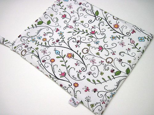 Floral Vine Wet Bag