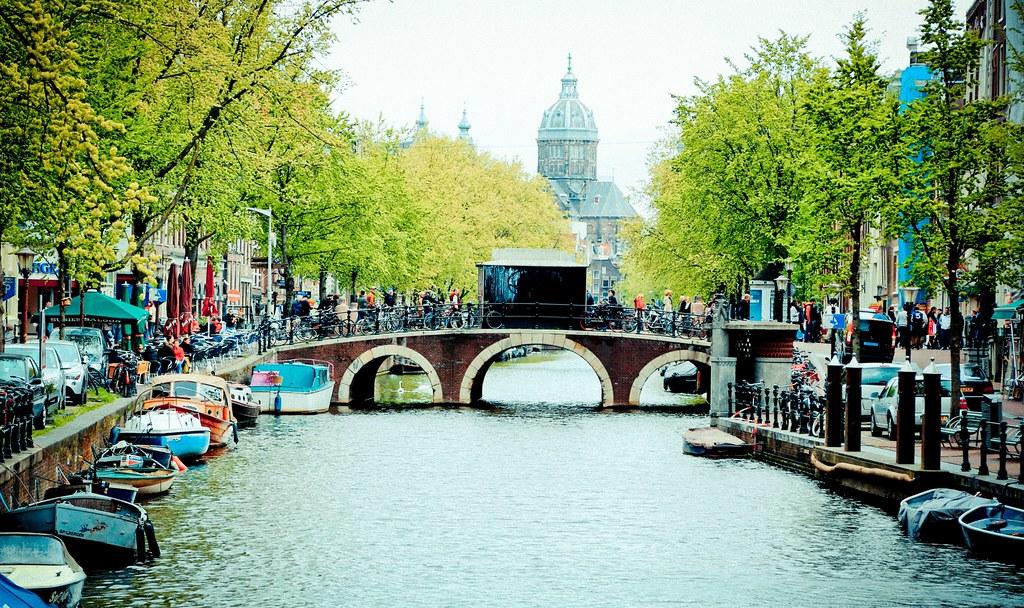 Amsterdam 阿姆斯特丹 (6)