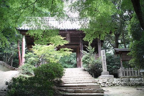 圓教寺山門
