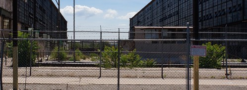 Wild Hogs Filming Location - Rail Yards, Albuquerque, New Mexico