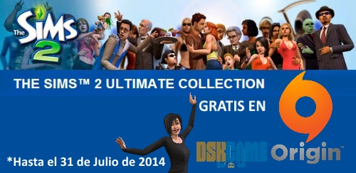 The Sims 2 Ultimate Collection gratis en Origin