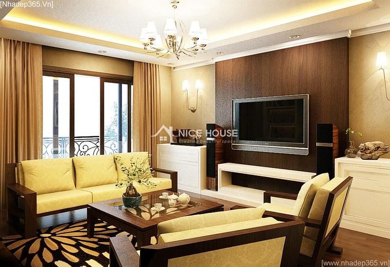 Nội thất căn hộ chung cư Royal City_7