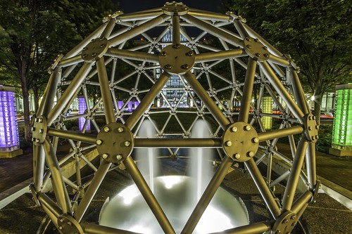 Geodesic Dome by Geoff Livingston