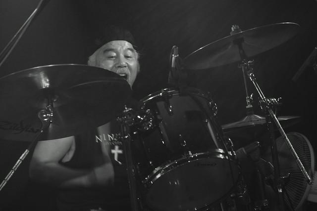 東京エクスペリエンス Tokyo Experience live at 獅子王, Tokyo, 27 Jul 2014. 074
