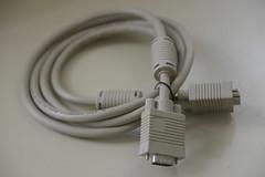 VGA Kabel, 1.5 bzw 2m