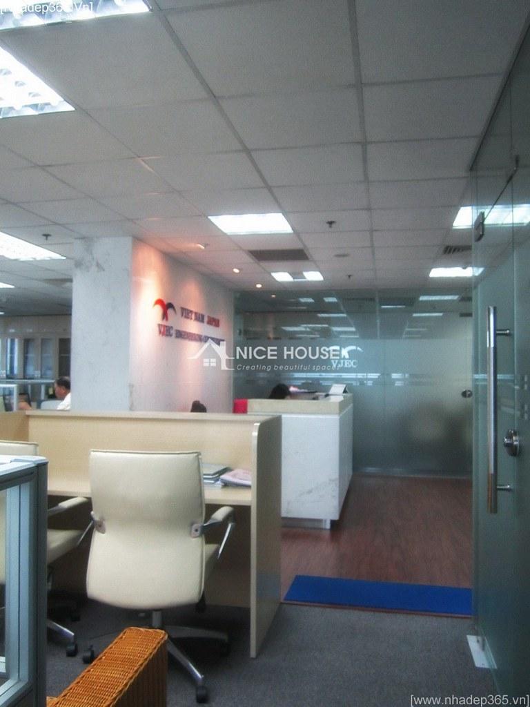 Thiết kế nội thất Văn Phòng công ty VJEC_16