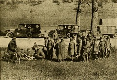 """Image from page 48 of """"A history of Section 647, United States army ambulance service with the French army"""" (1919)"""