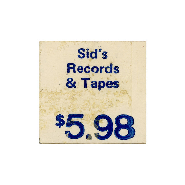 Sid's Records & Tapes