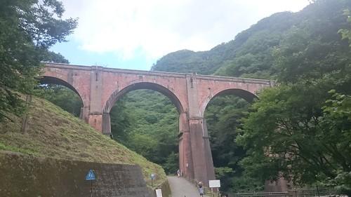 メガネ橋(だったかな?)