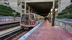 WMATA Metrorail Alstom 3000 Series Railcar