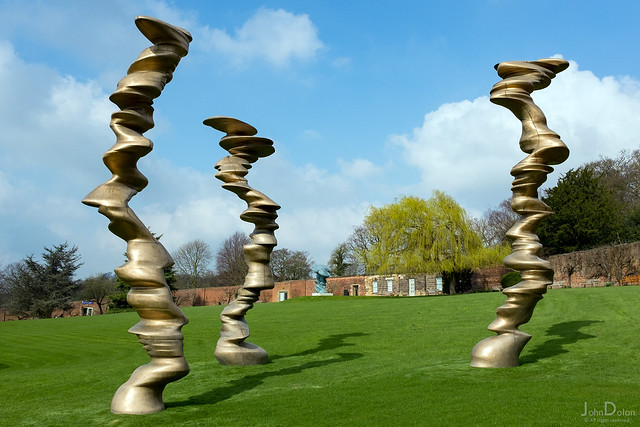 points of view | tony cragg | YSP