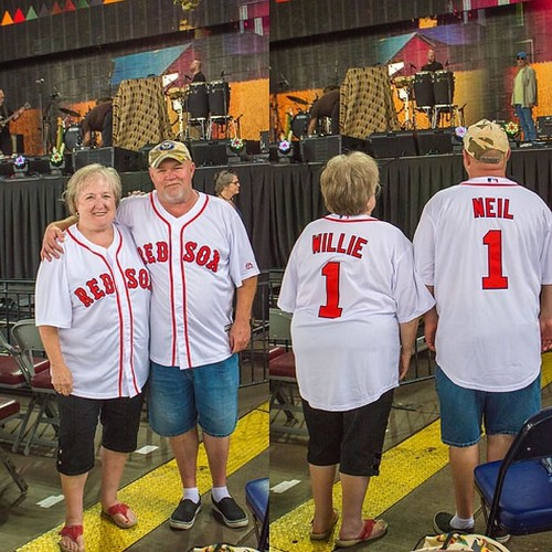 We join these Red Sox and Farm Aid fans in wishing you a Happy Opening Day! #playball