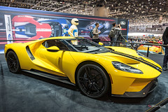 Geneva Motorshow March 2017