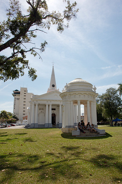 St. George's Church, Penang.
