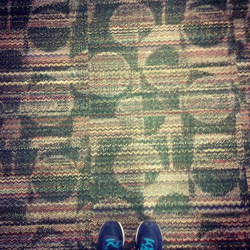 Third in my #hotelcarpets series.  Theme: Carbonation Location: Hampton Inn, Kingfield, ME