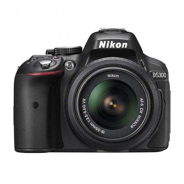 Nikon D5300 Digital SLR Camera (3)