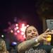 Fireworks selfie by raptoralex