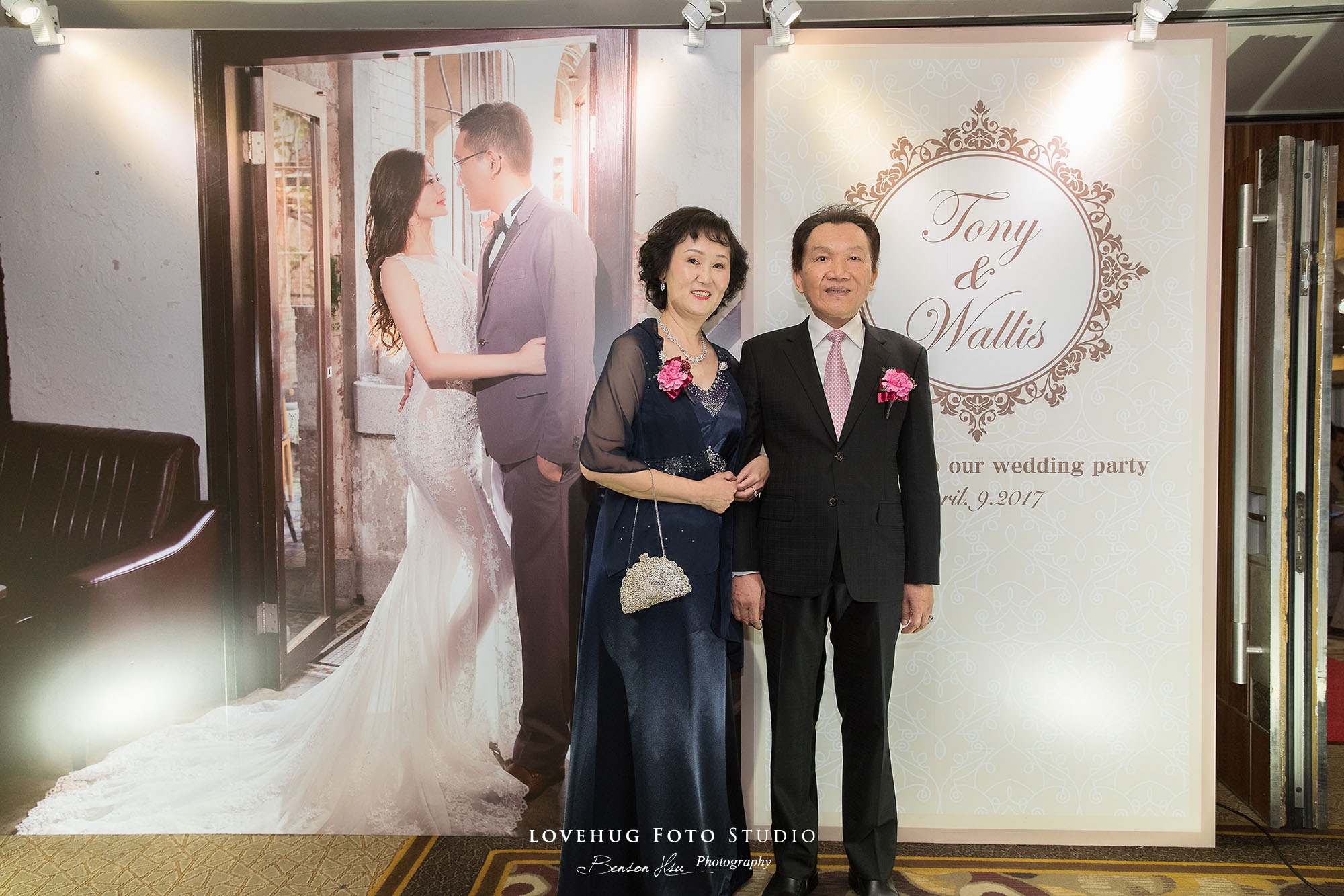 台北婚攝Benson,婚禮攝影,台北喜來登飯店