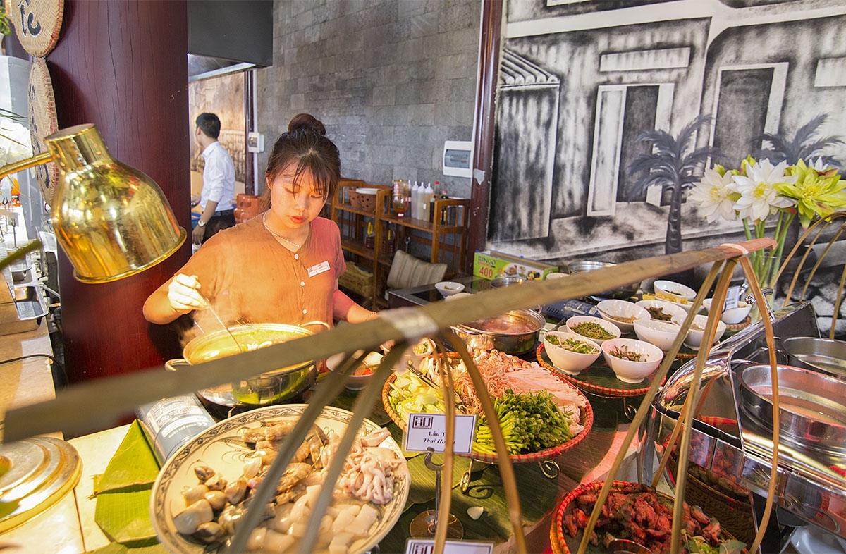 Nhà hàng SOHO Buffet & Alacarte - Khám phá thiên đường ẩm thực thế giới ngay giữa thành phố Đà Nẵng 8