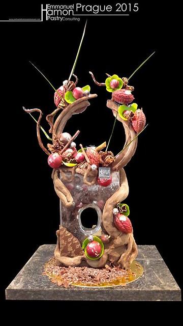 Cake by Emmanuel Hamon