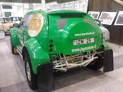 "Latvian ""Oscar"" Dakar vehicle"