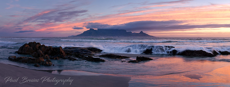 Table Mountain - Pet Rock Pano