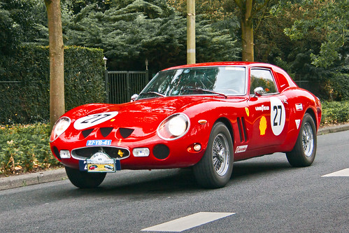 Datsun 260Z 2+2 Sport Coupé with Ferrari-like 250 GTO* kit body 1977 (5445)