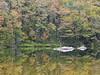 Reflejos en la Laguna Mellizas