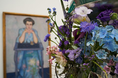 FLOWERS TO ARTS