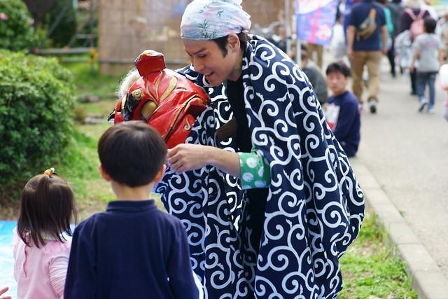 向島春の行楽, Mukohjima Tokyo, Mar 2014. 033