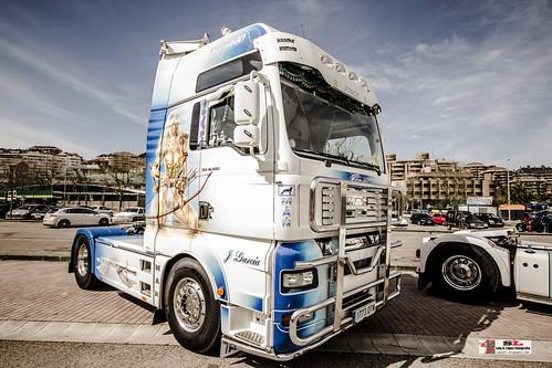 II Concentración de Camiones de Santander