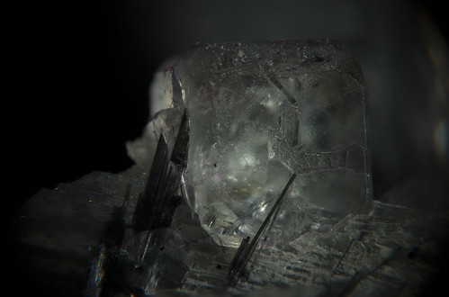 Fluorite (Probably)