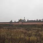 Transsibérien - Vladimir - Monastère