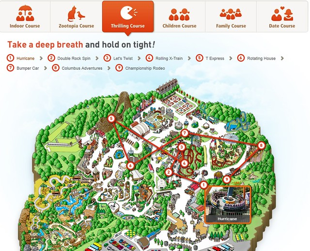 Everland Resort - what to do - rebecca saw blog 1