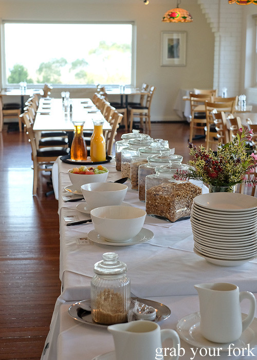 Breakfast at Solar Springs Health Retreat, Bundanoon