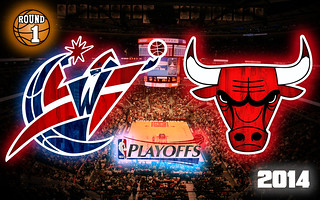 2014 Bulls Playoffs Round 1