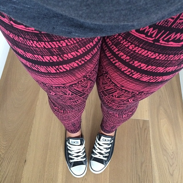 A bit in love with these awesome leggings- Nike Legasee