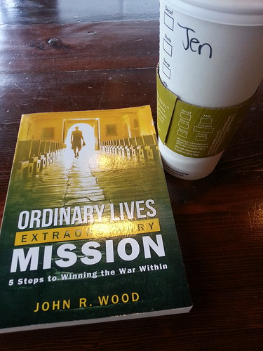 Book and Mocha