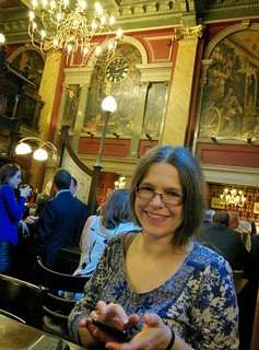 Me in Old Bank of England Pub