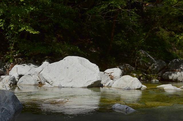 サントリー南アルプスの天然水ふるさと体験ツアー2014