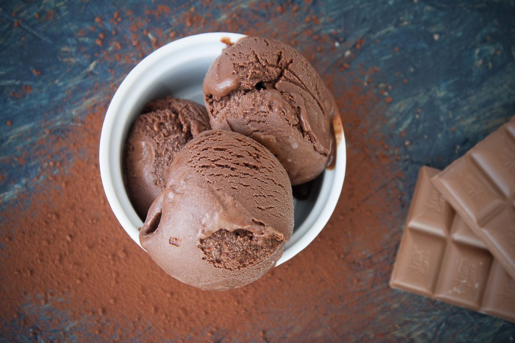 Rich Chocolate Ice Cream with Cocoa (4)
