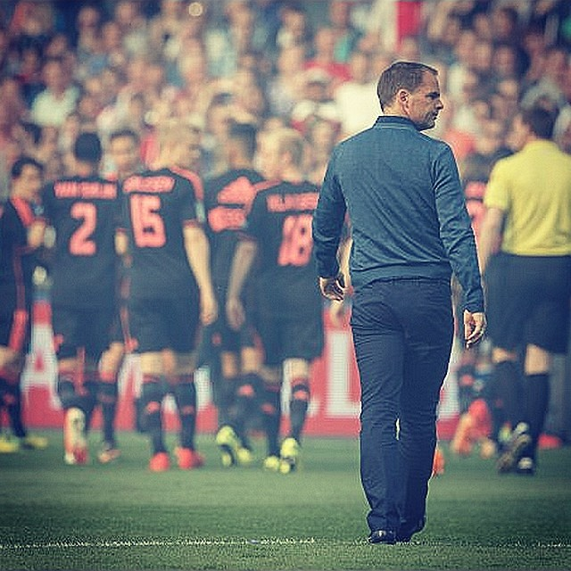 Frank de Boer #Ajax