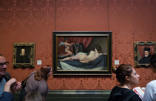 essays on rokeby venus The rokeby venus, 1648 by diego velazquez baroque mythological painting national gallery, london, uk.