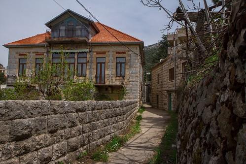 lebanon house nature architecture landscape el tradition beirut 1635 chouf maaser